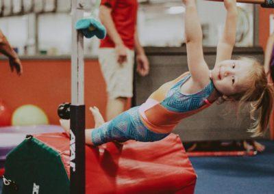 Girls Progressive Gymnastics | Mini Hops Gymnastics