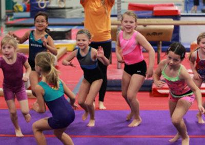 Gymnastics Youth Fitness Activities | Mini Hops Gymnastics