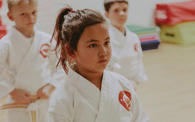 Mini Chops Karate for Mini Hoppers | Mini Hops Gymnastics