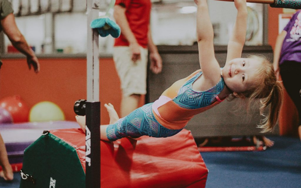 Girls Gymnastics Classes | Mini Hops Gymnastics